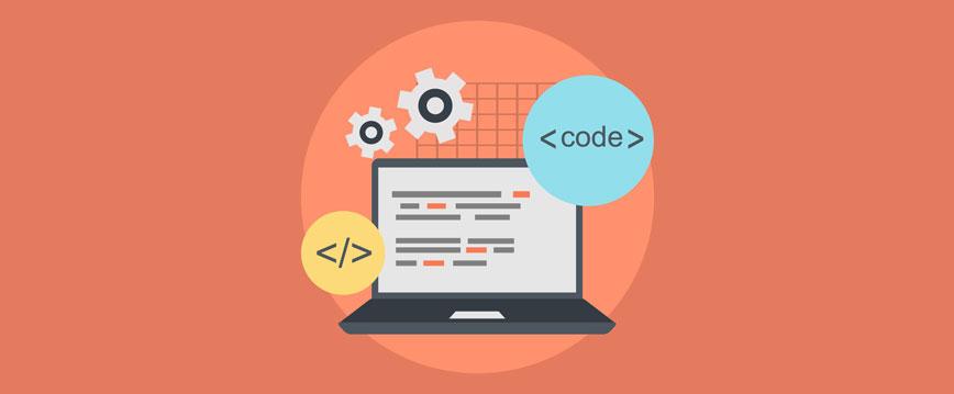چگونگی اضافه کردن کد به قالب